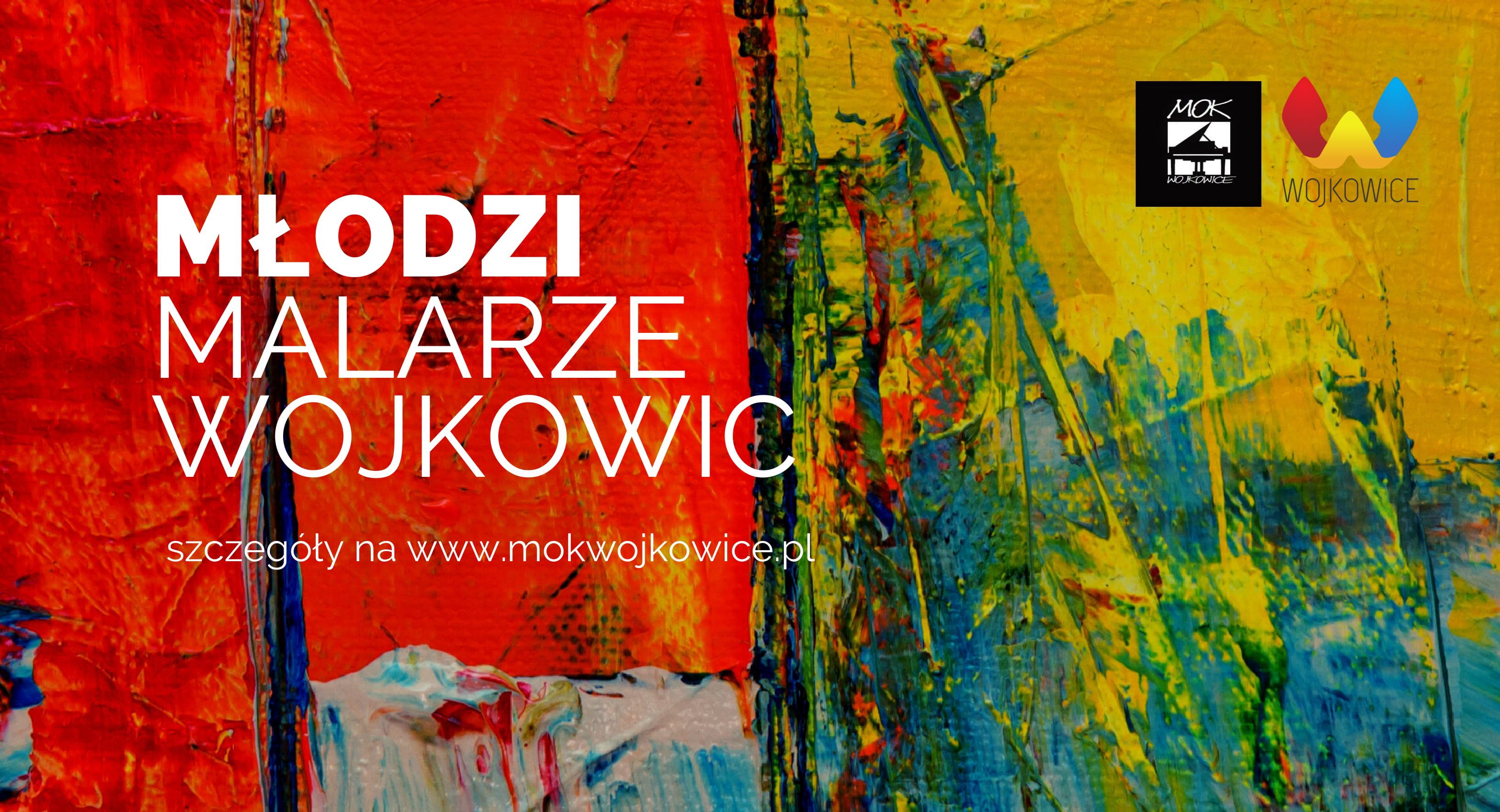 Slider do akcji Młodzi Malarze Wojkowic